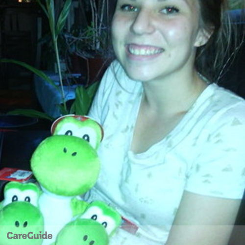 Canadian Nanny Provider Nicole Yarrow's Profile Picture