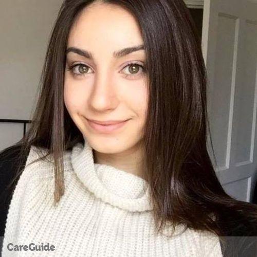 Canadian Nanny Provider Jessica O'Donnell's Profile Picture