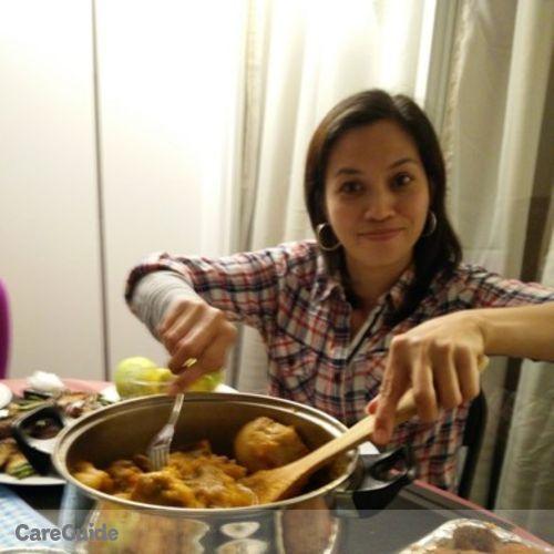 Canadian Nanny Provider Myla M's Profile Picture