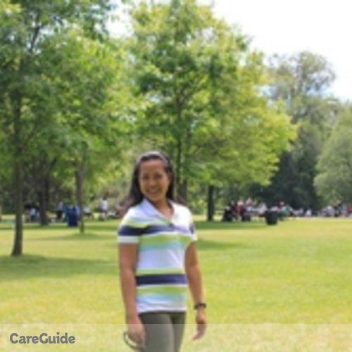 Canadian Nanny Provider Grace Berme's Profile Picture