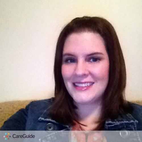 Pet Care Provider Meagan F's Profile Picture