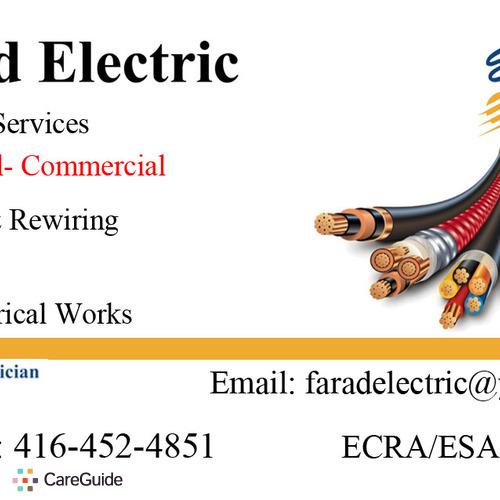 Electrician Provider Fred S's Profile Picture