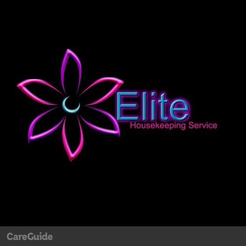 Housekeeper Provider Elite Housekeeping Service, LLC's Profile Picture