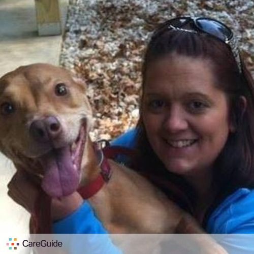 Pet Care Provider Lindsay Caron's Profile Picture