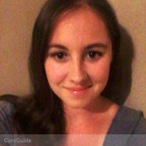 Canadian Nanny Provider Andrea Z's Profile Picture