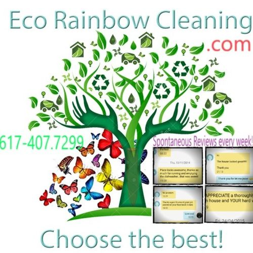 Housekeeper Provider Eco Rainbow C's Profile Picture