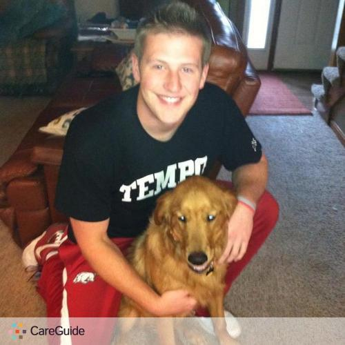 Pet Care Provider Austin Weese's Profile Picture