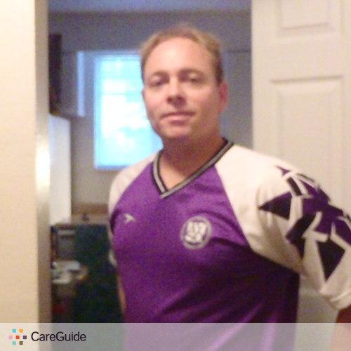 Housekeeper Provider Tim Jones's Profile Picture