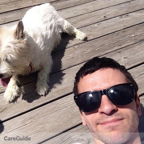 Pet Care Provider Brandon Horne's Profile Picture