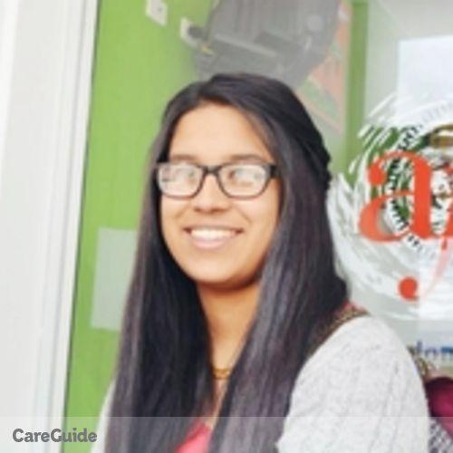 Canadian Nanny Provider Camila Najar's Profile Picture