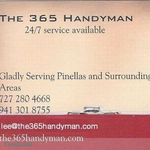 Handyman Provider Lee Brown's Profile Picture