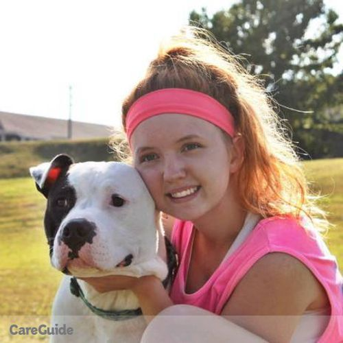 Pet Care Provider Bailey Hart's Profile Picture