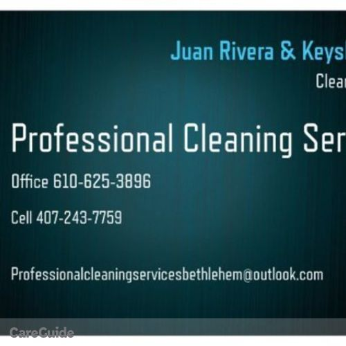 Housekeeper Provider Juan Rivera's Profile Picture