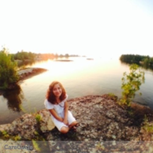 Canadian Nanny Provider Coralie K's Profile Picture