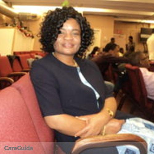 Canadian Nanny Provider Stella Irabor's Profile Picture