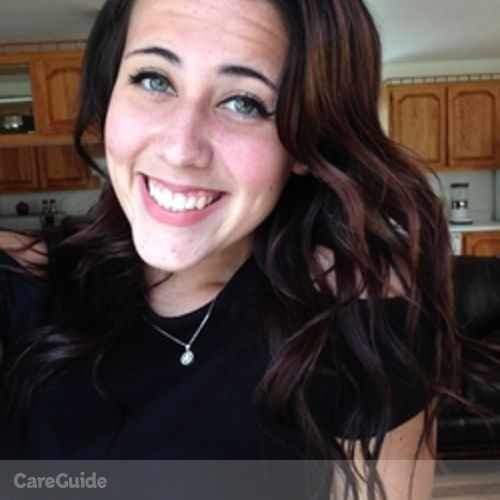 Canadian Nanny Provider Alexandra G's Profile Picture