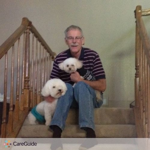 Pet Care Provider Steve H's Profile Picture