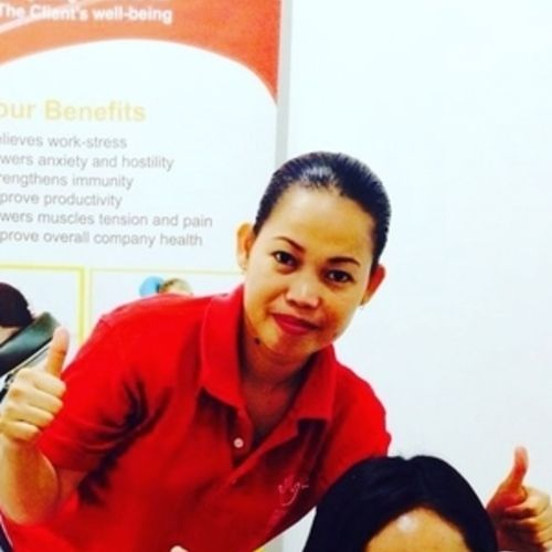 Canadian Nanny Provider Rosalinda Bueno's Profile Picture