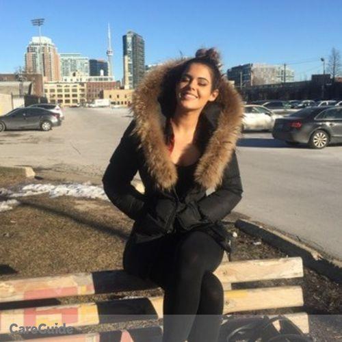 Canadian Nanny Provider Tanya Ferreira's Profile Picture