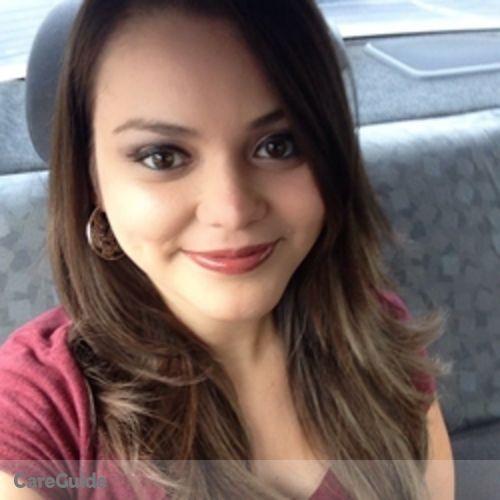 Canadian Nanny Provider Andrea Aguilar's Profile Picture