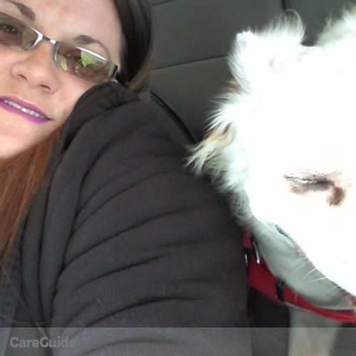 Pet Care Provider Shelley Kahle's Profile Picture