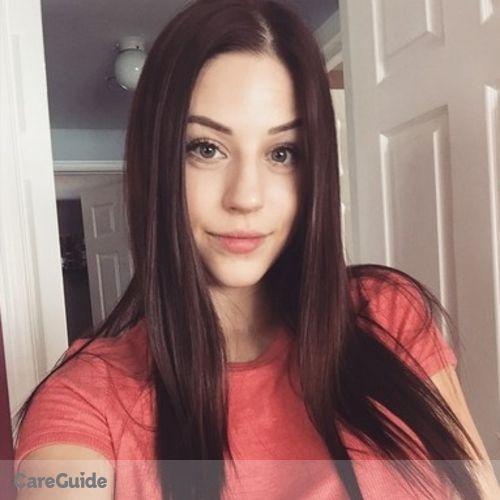 Canadian Nanny Provider Morgan F's Profile Picture