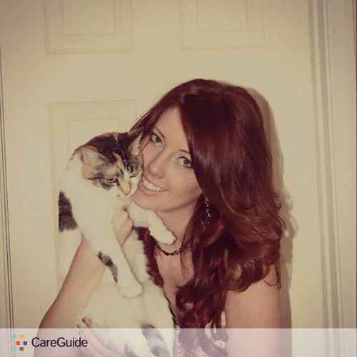 Pet Care Provider Amie Robison's Profile Picture