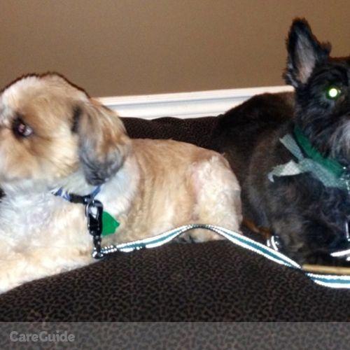 Pet Care Job Lise Dutrisac's Profile Picture