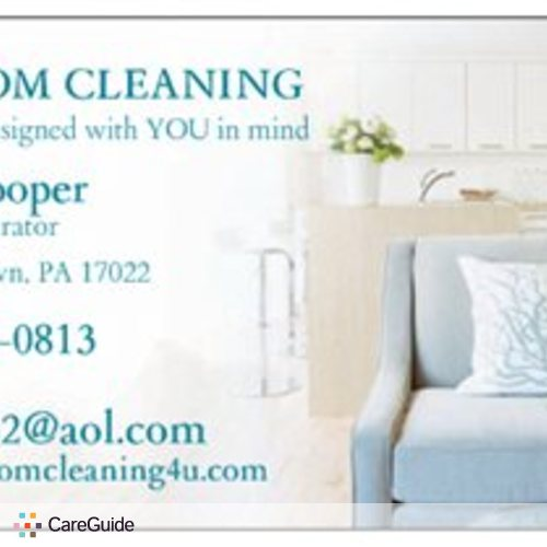 Housekeeper in Elizabethtown