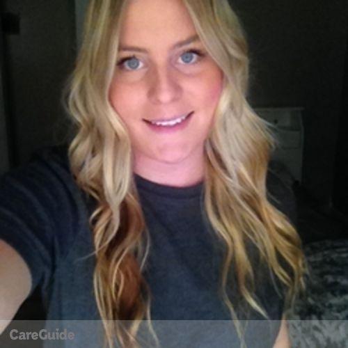 Canadian Nanny Provider Jillian Ferris's Profile Picture