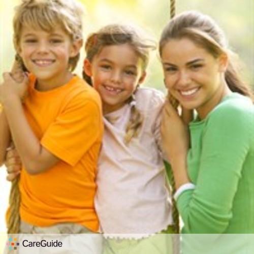 Child Care Provider Aleksa R's Profile Picture
