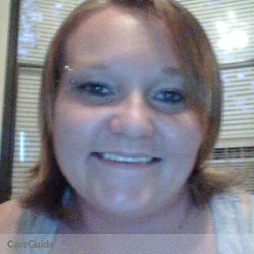 Child Care Provider Brandi H's Profile Picture