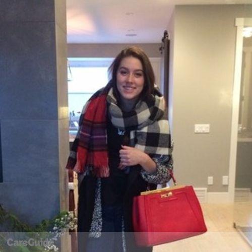Canadian Nanny Provider Jenna Sherven's Profile Picture