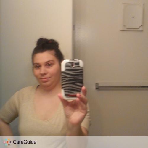 Child Care Provider Ashley Hamilton's Profile Picture