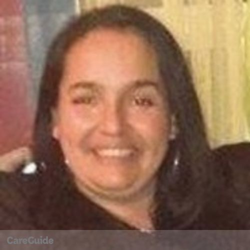 Canadian Nanny Provider Tina Dier's Profile Picture