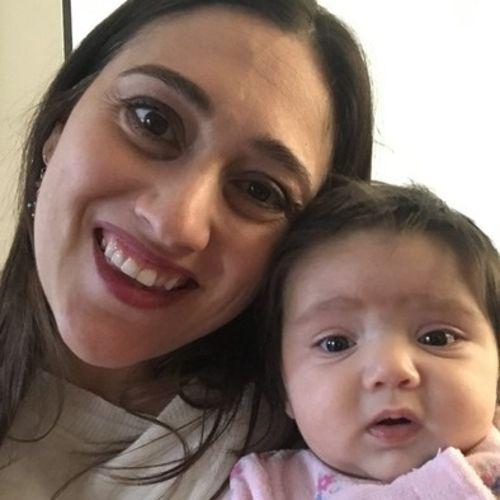 Child Care Job Mariana G's Profile Picture