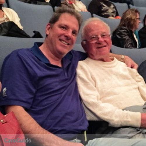 Elder Care Job Lance Orr's Profile Picture