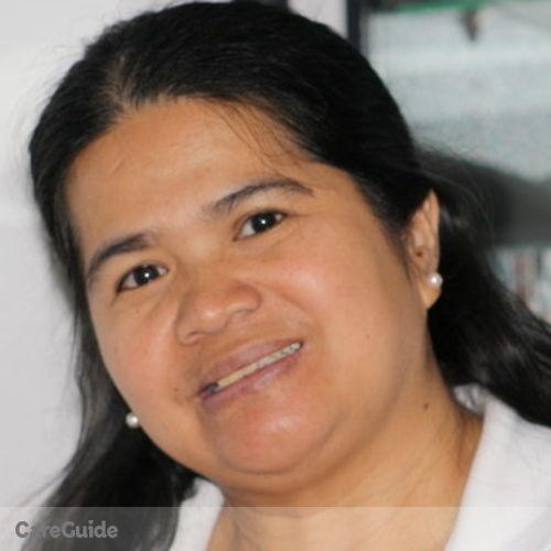 Canadian Nanny Provider Carina Gloria's Profile Picture