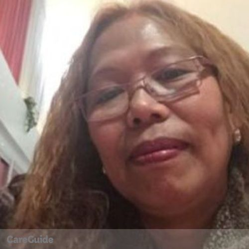Canadian Nanny Provider Corazon L's Profile Picture