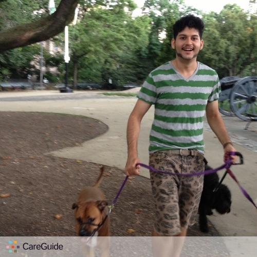 Pet Care Provider Josh Timothy's Profile Picture