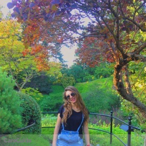 Canadian Nanny Provider Dannia Philipp's Profile Picture