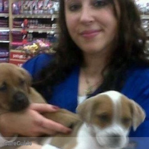Pet Care Provider Michelle Nuzzo's Profile Picture