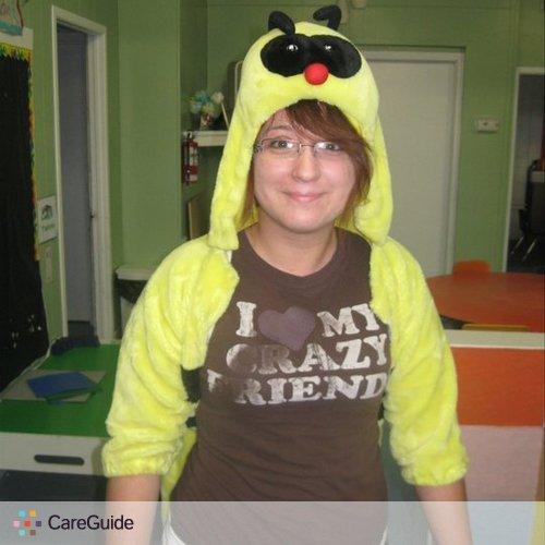 Child Care Provider Janelle B's Profile Picture