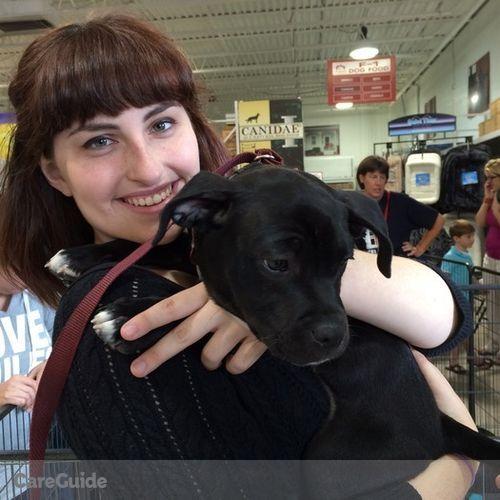 Pet Care Provider Grace B's Profile Picture