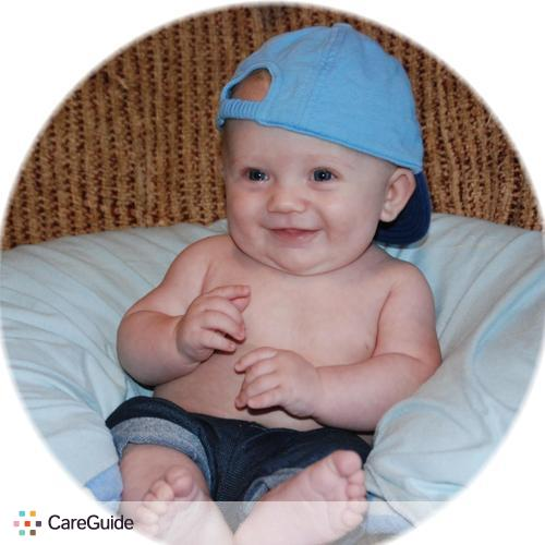 Child Care Job Kimberly Beebe's Profile Picture