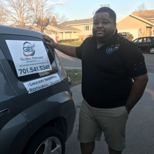 Housekeeper Provider Emmanuel J's Profile Picture