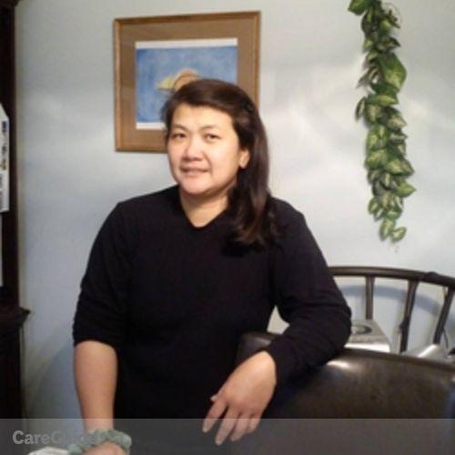 Canadian Nanny Provider Marlita Cambi's Profile Picture