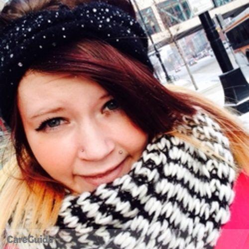 Canadian Nanny Provider Eliza B's Profile Picture