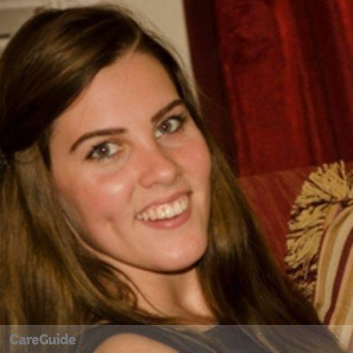 Canadian Nanny Provider Victoria C's Profile Picture