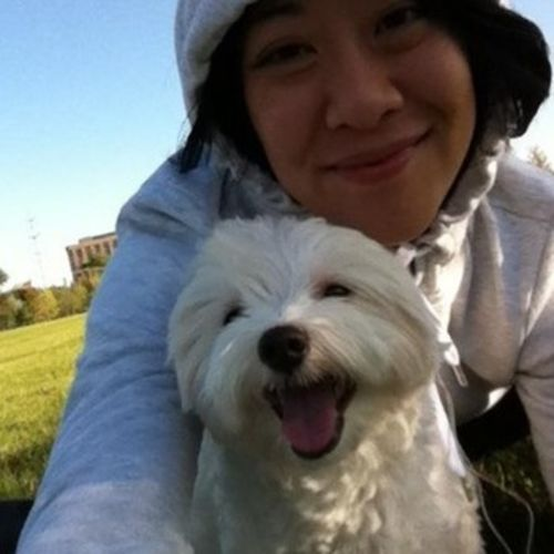 Pet Care Job IRENE N's Profile Picture